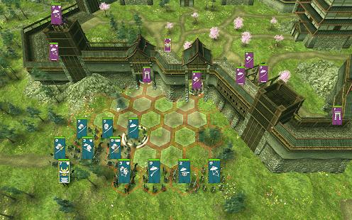 Shogun's Empire: Hex Commander 1.9 Screenshots 10