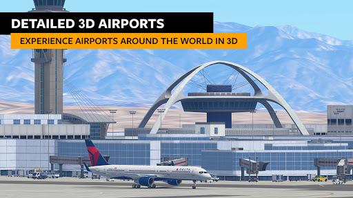 Infinite Flight - Flight Simulator Varies with device screenshots 1