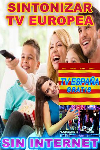 Foto do TV Spain Live Free Online Channel Guide
