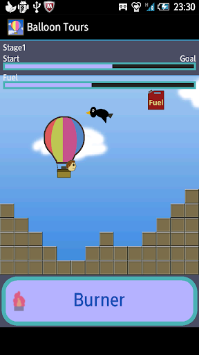 balloon tours - scrolling game screenshot 2