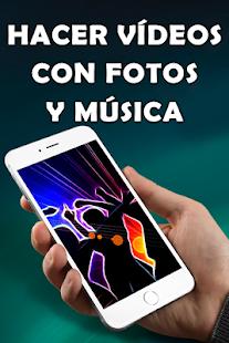 Hacer Videos De Fotos Con Musica y Escribir Guia 1.0 Screenshots 8