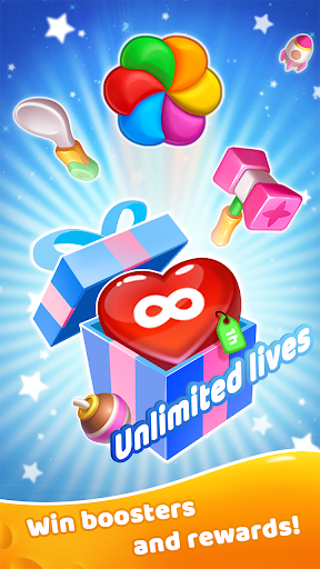 Candy Clues - Matching, Blast Puzzle Game 1.2.2 screenshots 5
