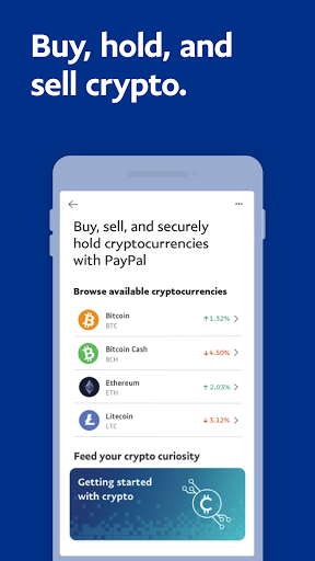 PayPal Mobile Cash: Send and Request Money Fast screenshots 3