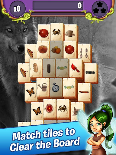 ud83cudc04Hidden Mahjong: Wolves 1.0.57 screenshots 5