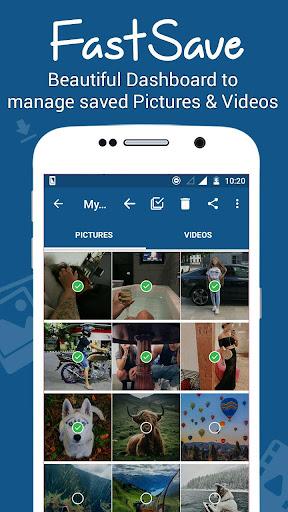 FastSave for Instagram 58.0 Screenshots 1