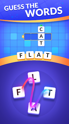word mania – a word game in english screenshot 1