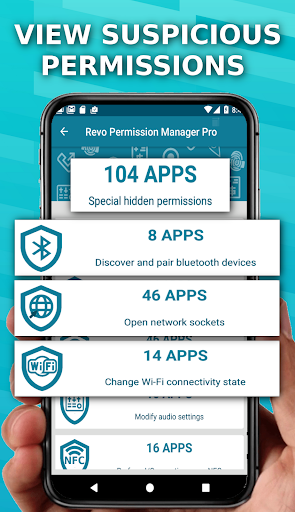 Revo App Permission Manager android2mod screenshots 4