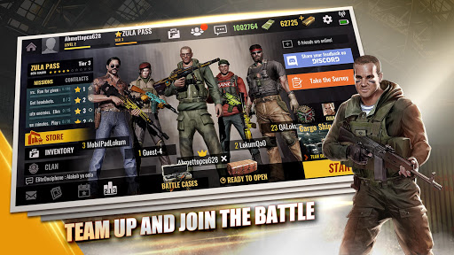 Zula Mobile: Multiplayer FPS 0.18.0 screenshots 1
