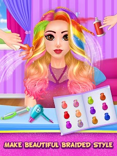 Braided Hairstyle Fashion Stylist For Pc | How To Download For Free(Windows And Mac) 2