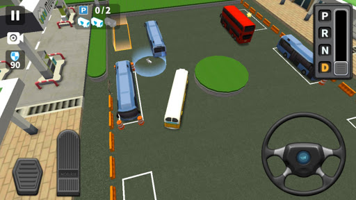 Bus Parking King 1.0.9 screenshots 4