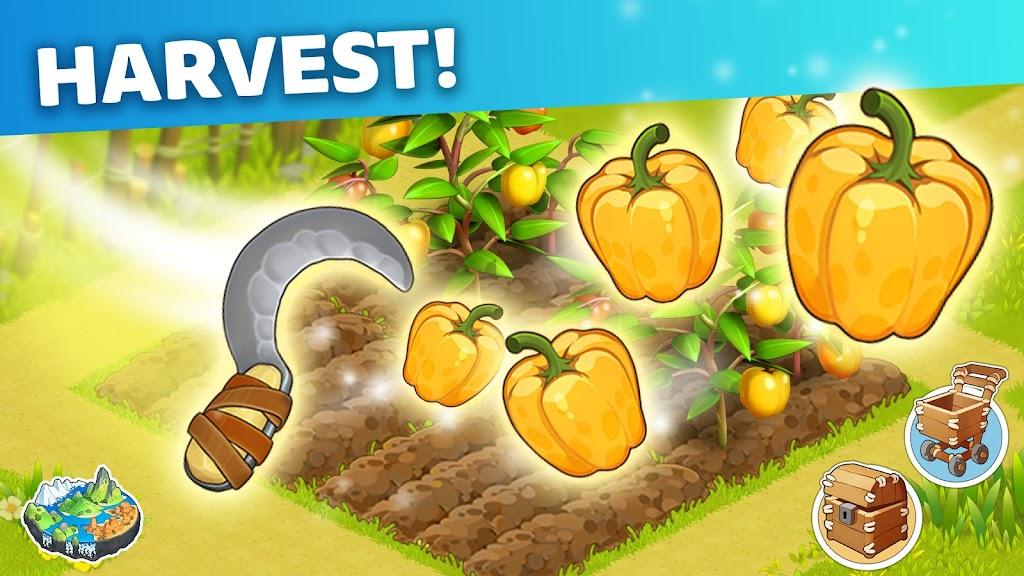 Family Island™ - Farm game adventure  poster 6