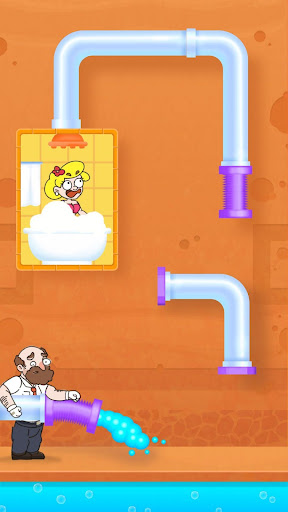 Thrill Wash - Brain Plumber challenges 0.9.7 screenshots 1