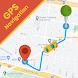 GPSナビゲーション&ルートプランナー-ライブアースビュー