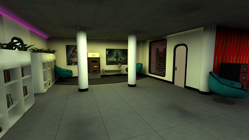 Smiling-X Horror game: Escape from the Studio  screenshots 4