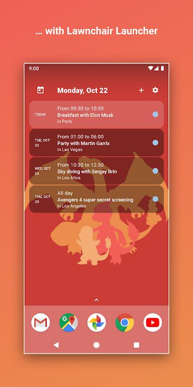 Calendar Widget by Home Agenda 🗓  poster 6