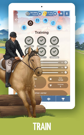 Howrse - free horse breeding farm game 4.1.6 screenshots 11