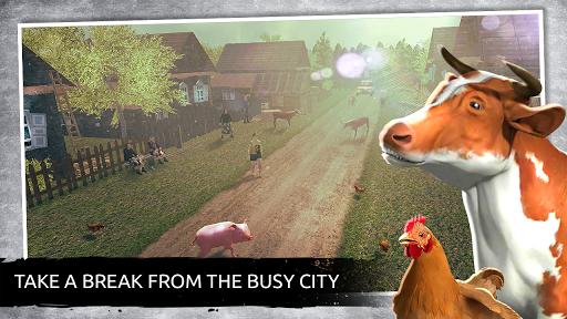 ud83dudc04 ud83dudc16 ud83dudc13 Russian Village Simulator 3D 0.9 Screenshots 12