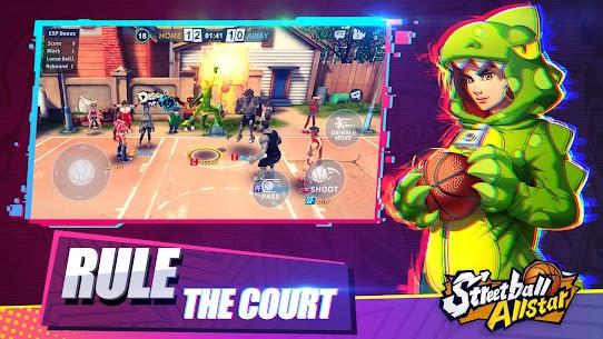 Streetball Allstar Apk Download NEW 2021 5