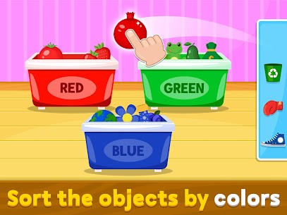 Kids Sorting Games – Learning For Kids 1.1.1 Latest MOD APK 1