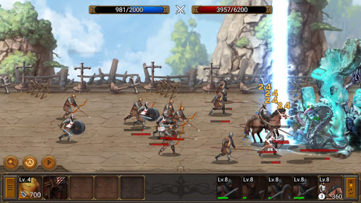 Battle Seven Kingdoms : Kingdom Wars2 android2mod screenshots 3