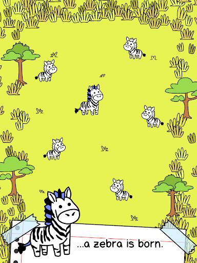 Zebra Evolution - Mutant Zebra Savanna Game screenshots 3