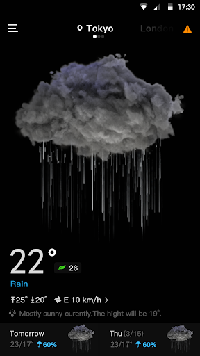 Live Weather & Accurate Weather Radar - WeaSce android2mod screenshots 3