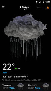 Live Weather & Accurate Weather Radar – WeaSce 3