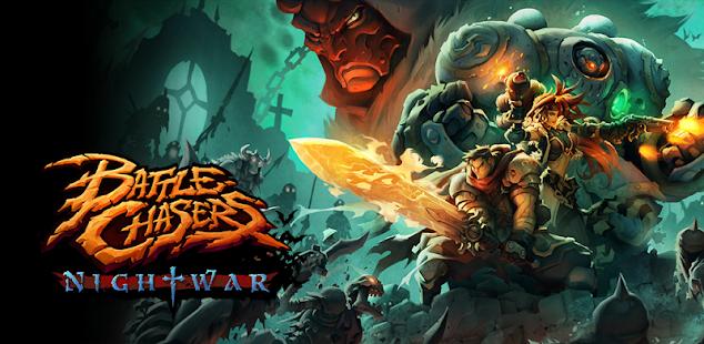 Скриншот №1 к Battle Chasers Nightwar