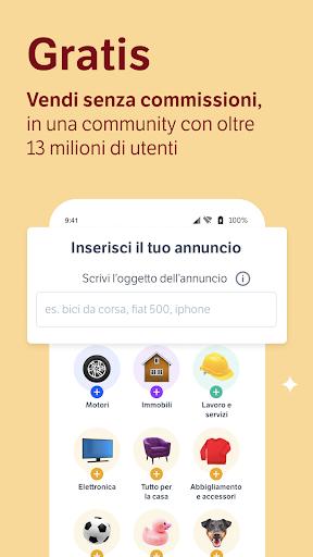 Subito: compra e vendi in tutta Italia. apktram screenshots 2