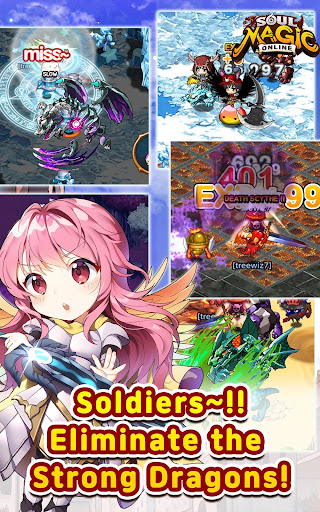 SoulMagicOnline screenshots 5