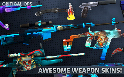 Critical Ops: Online Multiplayer FPS Shooting Game 1.22.0.f1268 screenshots 18