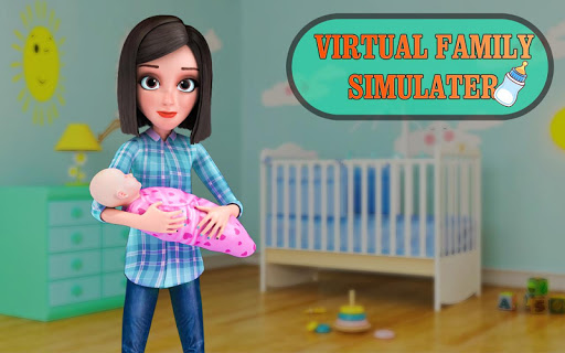 Busy Virtual Mother Simulator 2021 ud83dudc69 android2mod screenshots 4