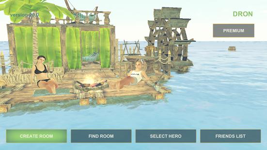 ocean survival: multiplayer - simulator hack