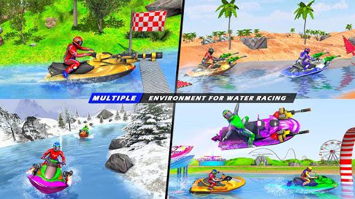 Jet Ski Racing Games: Jetski Shooting - Boat Games 1.0.16 Screenshots 3