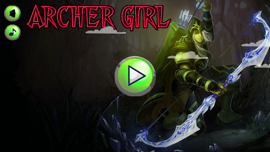 Super Archer Girl Hack for Android and iOS 1