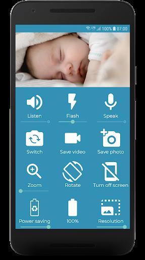 BabyCam - Baby Monitor Camera 1.99 Screenshots 2
