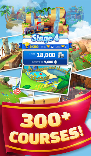 Mini Golf King - Multiplayer Game 3.30.2 Screenshots 14