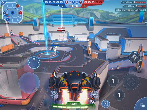 Mech Arena: Robot Showdown  screenshots 16