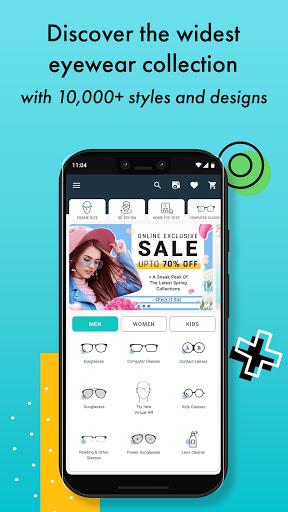 Lenskart: Eyeglasses, Sunglasses, Contact Lenses