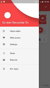 屏幕錄像機許可證 APK 1