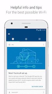 Google Wifi Screenshot