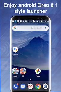 Launcher Oreo 8.1 1.9 Screenshots 1