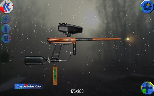 eWeapons™ Paintball Guns Simulator screenshots 3