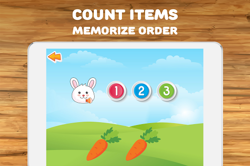 Math for kids: numbers, counting, math games 2.6.3 screenshots 3