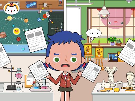 Miga Town: My School 1.2 Screenshots 9
