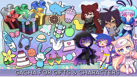 Gacha Life MOD APK for PC, Android, iPhone 2021 2
