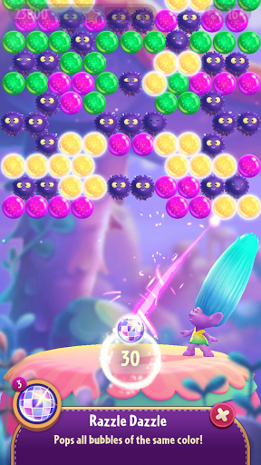 DreamWorks Trolls Pop: Bubble Shooter & Collection  screenshots 8