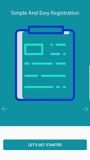 ECHS Beneficiaries App 2.0 Screenshots 1