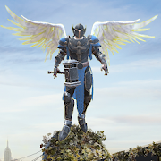 Crime Angel Superhero – Vegas Air Strike MOD APK 1.0.9 (Unlimited Energy)