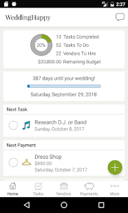 WeddingHappy - Wedding Planner